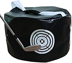 Vukayo Golf Swing Impact Bags Golf Impact Power Smash Bag for The Trainers(Black Color)