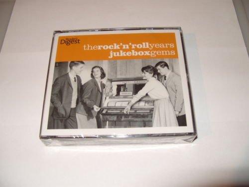 THE ROCK N ROLL YEARS-JUKE BOX GEMS-3 CD -65 TRACKS-READERS DIGEST