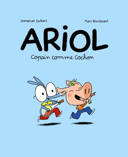 Ariol, Tome 03 : Copain comme cochon