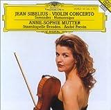 Jean Sibelius - Violin Concerto (Serenades, Humoresque) - Anne-Sophie Mutter