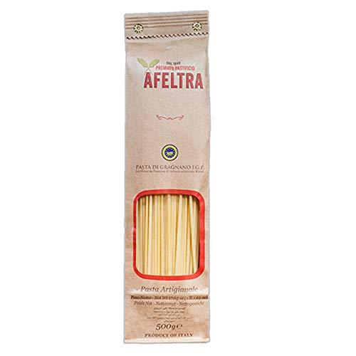 Granano Paste IGP Afeltra Spaghettone, Mischgewebe, Bronze, 500 g