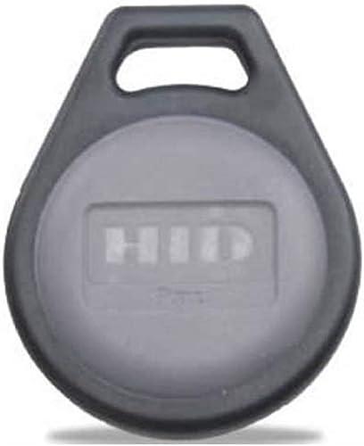 "HID Corporation 1346 ProxKey III Key Fob Proximity Access Card Keyfob, 1-1/4"" Length x 1-1/2"" Height x 15/64"" Thick (..."