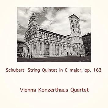 Schubert: String Quintet in C major, op. 163