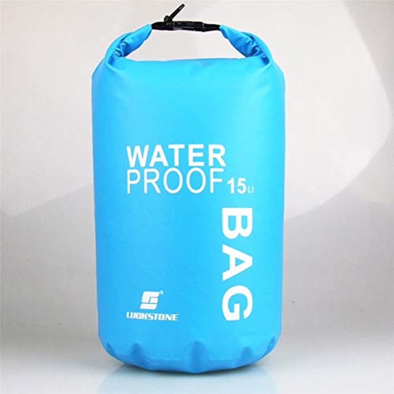 Ultralight Swimming Bag Outdoor Porta Folding Waterproof Bag Camping Rafting Storage Dry Bag Rafting Bag 2L 5L 10L 15L   5L