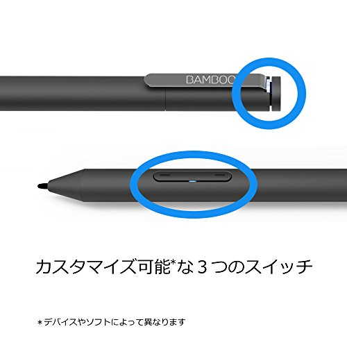 41KHW7dt63L-ワコムの「BAMBOO Ink」をPixelbook用にいまさら購入したのでレビュー