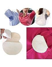 SISHUINIANHUA Desodorantes de Verano Pegatinas de Escudo Underarm Sweat Pads para Ropa Anti Sudor Sudor Almohadillas Absorbentes para Armpit Desodorante,40pcs