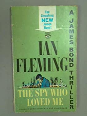Spy Who Loved Me 1ST PB Edition