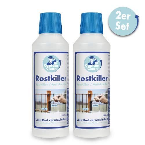 Captain Clean Rostkiller 500 ml 2er