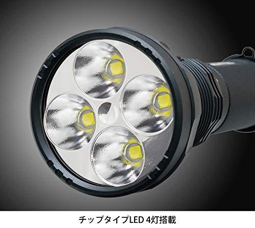 ジェントス『フラッシュライトUltiREXシリーズ(UT-618R)』