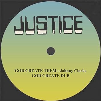 "God Create Them and Dub 12"" Version"
