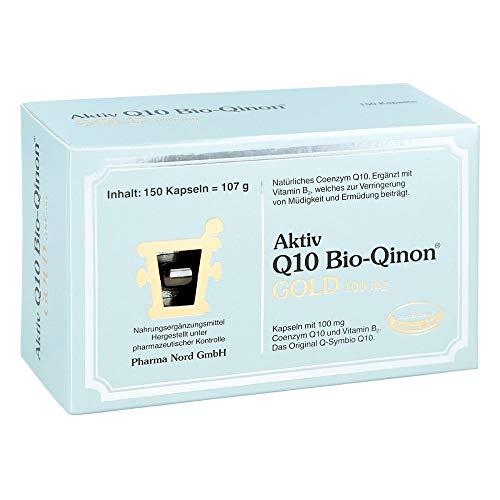 Q10 Qinon Gold 100 mg Kapseln,150St
