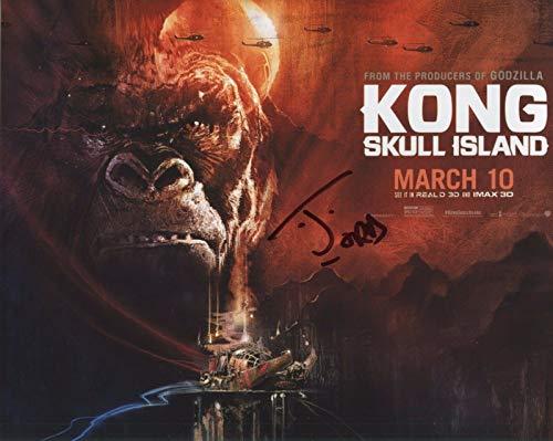 Jordan Vogt-Roberts Signed Autograph Kong Skull Island 10x8 Photo With COA pj
