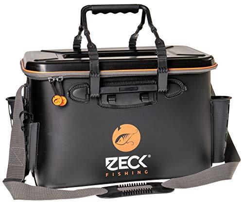 Zeck Tackle Container Pro Predator L - Angeltasche für Angelzubehör & Kunstköder, Tackletasche für Gummifische, Kunstködertasche