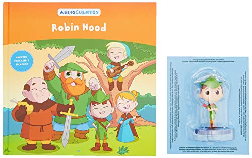 Colección Audiocuentos núm. 25: Robin Hood