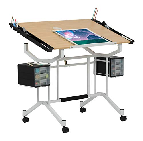 Studio Designs Pro Craft Station in White