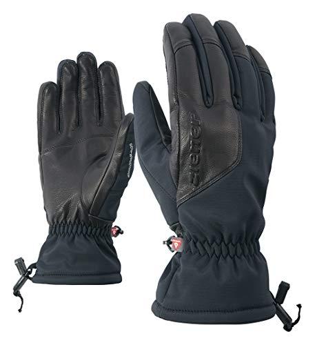 Ziener Gatix Gws Pr Glove Skihandschoenen, heren, kleur Alpine