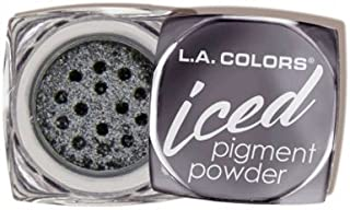 (6 Pack) L.A. COLORS Iced Pigment Powder - Foiled (並行輸入品)