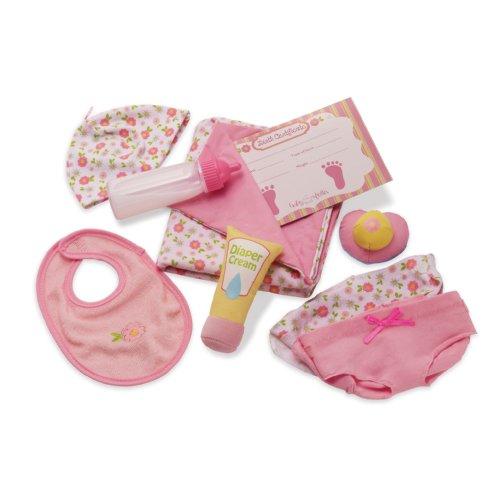Manhattan Toy Baby Stella Kit de Jeu pour bébé Accessoire pour poupées
