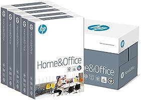 HP kopieerpapier CHP150 Home & Office, DIN-A4 80g, 2500 vellen, wit - allround kopieerpapier voor thuis en op kantoor