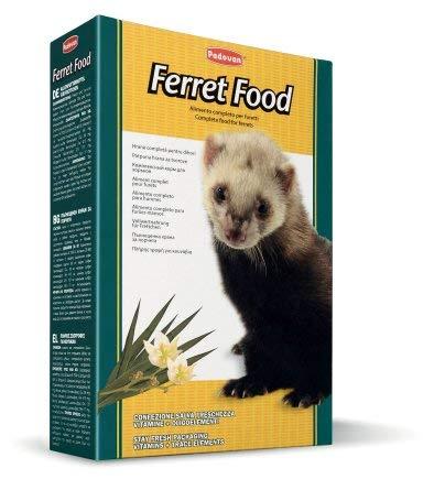 Padovan Ferret Food 750g Alimento Completo per Furetti Mangime Cibo Carne Pesce Vitamine