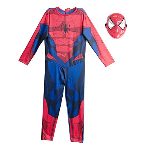 Fantasia Homem Aranha/Spider Man Ultimate Infantil Longa Rubies M 5-8