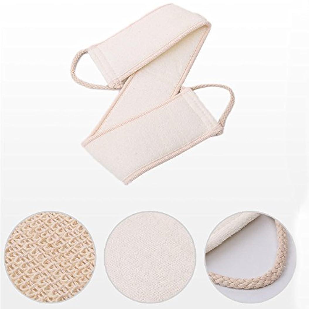 ベッツィトロットウッド構築する音楽家1 PC Natural Loofah Bath Brush Exfoliating Back Strap Body Scrubber Brush Sponge Massage Spa Scrubber Sponge Skin body wash Free shipping