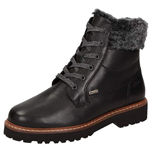 Sioux Damen Stiefeletten Vesilca-722-Tex-Lf 64770 schwarz 788451