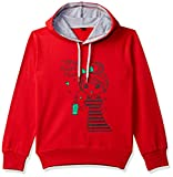 T2F Unisex-Child Cotton Sweatshirt (BYS-SS-08 Multicolor 3 4 Years)