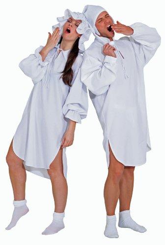 Generique - Altmodisches Schlafanzug-Kostüm für Erwachsene