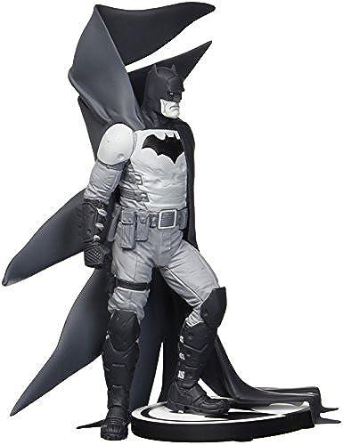 DC Sammlerstücke Batman Schwarz& Weiß  Batman von Rafael Albuquerque Statue