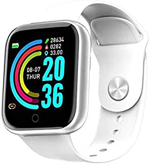 Discountown Men'S and Women'S Smart Watches, With Customizable Dial Heart Rate/Blood Oxygen/Sleep Monitor, Waterproof Fitn...