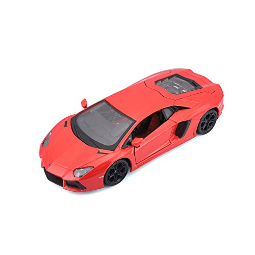 Maisto - Coche de modelismo escala 1:24 (31210O) colores aleatorios , Modelos/colores Surtidos, 1 Unidad
