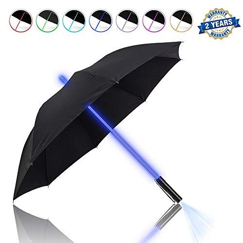 Paraguas De Sable De Luz