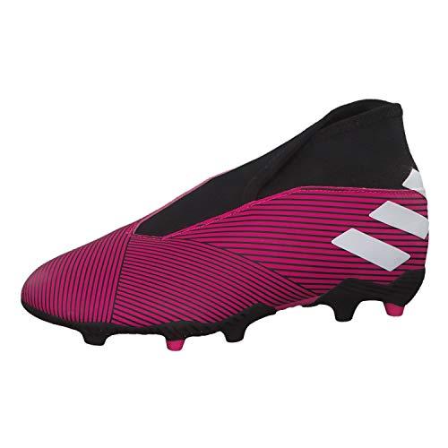 Adidas Nemeziz 19,3 Ll Fg J Voetbalschoenen voor jongens, roze