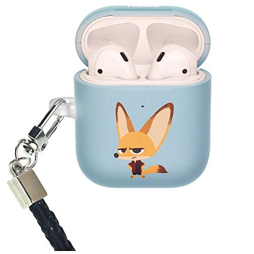 Zootopia Compatible with AirPods Case Neck Lanyard...