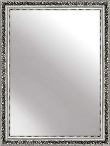 Nielsen Home Wandspiegel Francesca, Silber, Holz, ca. 50x70 cm