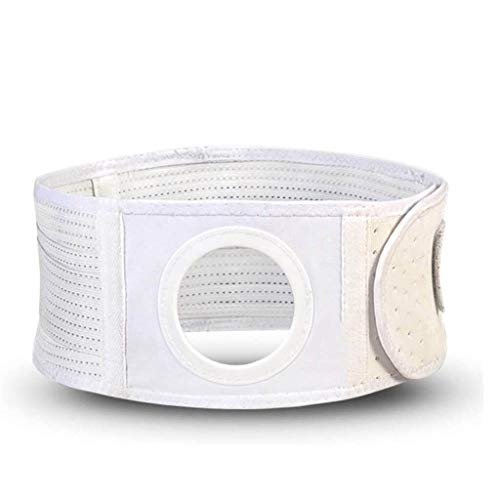 Stoma Hernia Belt, Ostomy Support Clothing Worn On The Abdominal Stoma, in A Fixed Bag, for Patients with Ostomy 7.28 (Color : 9cm, Size : M)