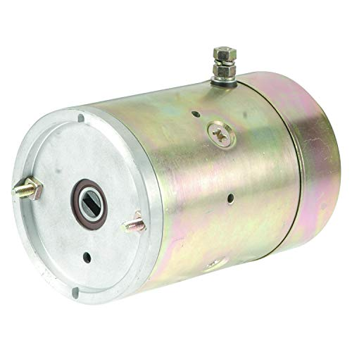 Purchase NEW Plow Motor for Fenner Stone 2529-Ab Ac 2869-Ab Fits Meyers and Quick Lift Meyer 15687 1...