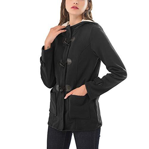 NTOW Jacke Outdoor Funktionsjacke Winddichte Warmer Mantel Jacke mit Kapuze für Winterwandern Ski Sports Freizeitjacke