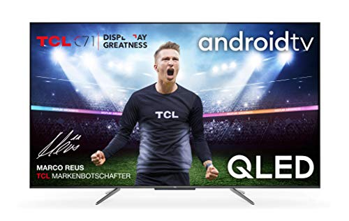 TCL 50C715 TV 127 cm (50 ) 4K Ultra HD Smart TV Wi-Fi Titanio