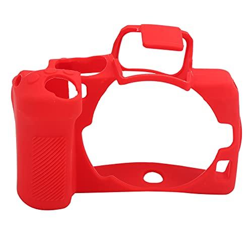 Eosnow La Cubierta Protectora, el Marco de la Carcasa de la cámara y el Material Lavable cumplen con Sus Diferentes preferencias Tamaño pequeño para Nikon Z50(Red)