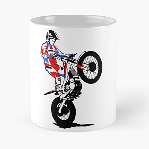 Motorcycle Classic Mug Best Gift 110z For Your Friends