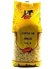 Copos de arroz integral - La Finestra Sul Cielo - 500g