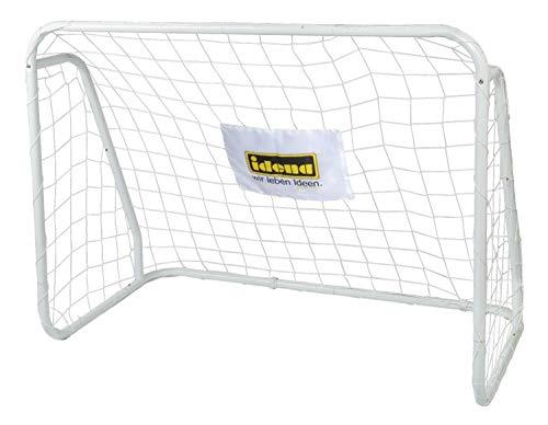 Idena 40099 - Fußballtor aus Metall mit Netz (2)