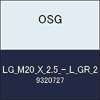 OSG ゲージ LG_M20_X_2.5_-_L_GR_2 商品番号 9320727