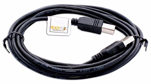 10ft ReadyPlug® USB Cable for HP® Laserjet Pro 200 M276nw Color All-in-One Printer