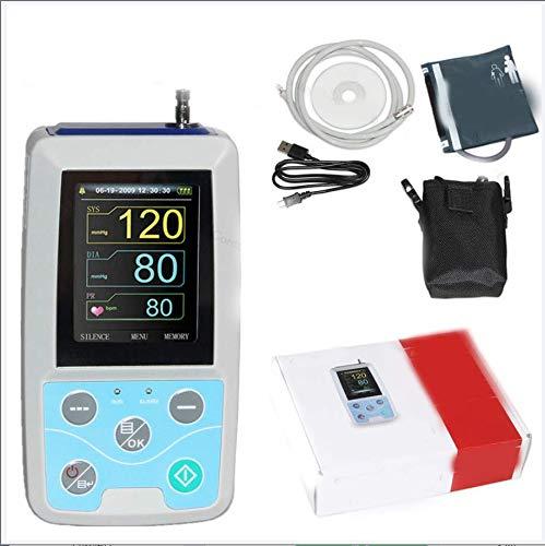 LWQ 24 Stunden Ambulante Blutdruckmessgerät Holter ABPM Holter BP-Monitor mit Software