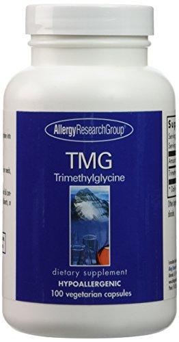 Allergy Research Group TMG Trimethylglycine - 750 mg - 100 Capsules