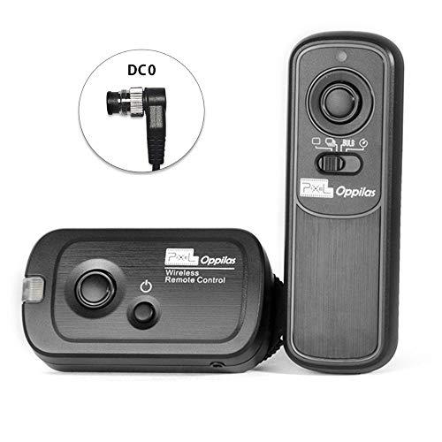 Pixel Oppilas DC0 Disipador Remoto Mando Inalámbrico para Cámaras Digitales Nikon D1,...