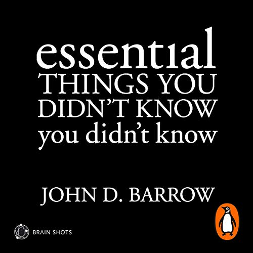 Essential Things You Didn't Know You Didn't Know audiobook cover art